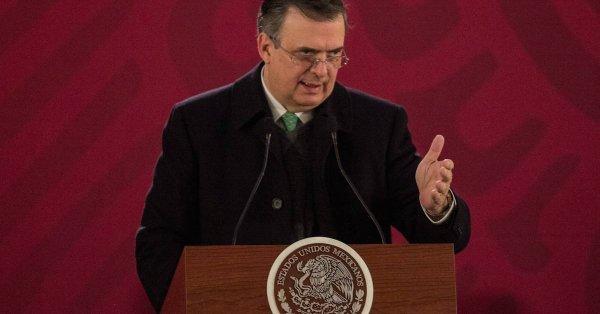 México da su postura sobre retención de Jorge Ramos