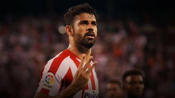 Diego Costa pagará multa para evitar sentencia de seis meses de prisión