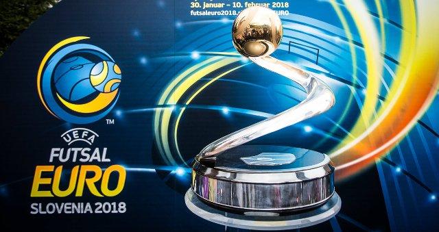 Azerbaijan vs España en Vivo – UEFA Futsal EURO 2018 – Domingo 4 de Febrero del 2018