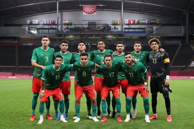 Resultado México vs Sudáfrica – Fase de Grupos – Juegos Olímpicos Tokio 2020