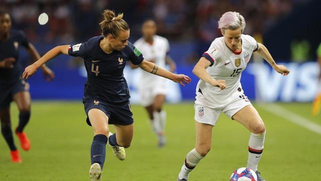 Resultado Francia vs USA – Cuartos de Final Francia 2019