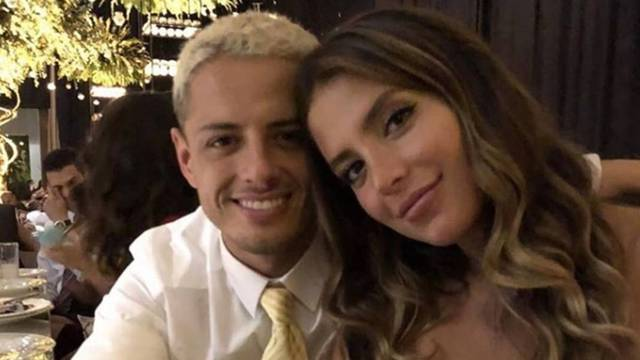 Nace hijo de Javier Hernández 'Chicharito'  y Sarah Kohan