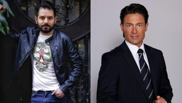 José Eduardo Derbez confiesa que Fernando Colunga es su padrino