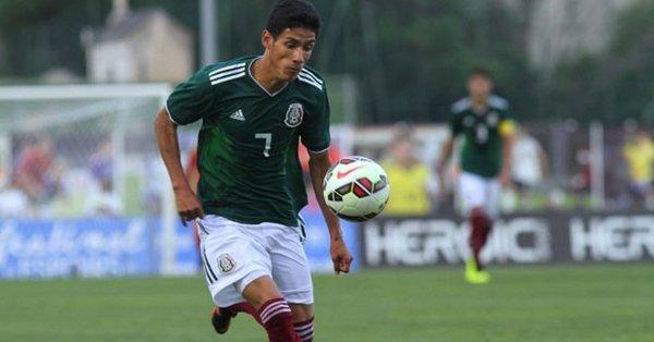 Resultado China vs México – Torneo Esperanzas de Toulon 2018