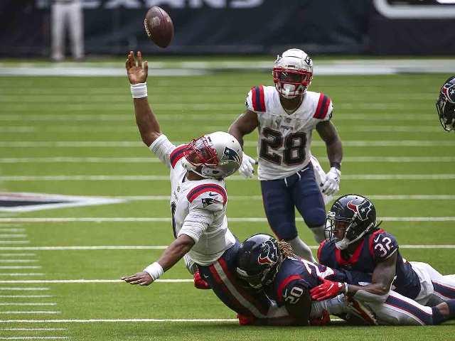 Resultado Patriotas de Nueva Inglaterra vs Texanos de Houston – Semana 11 – NFL 2020