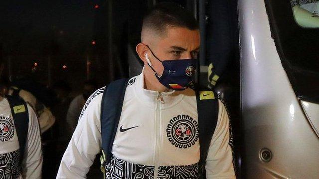 Álvaro Fidalgo fue hospitalizado previo al partido vs Pumas