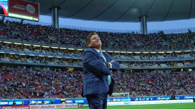 Miguel Herrera confirmó que fueron muy superiores a Chivas