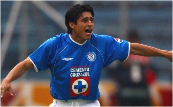 Ricardo Osorio ex jugador del Cruz Azul ahora comentarista