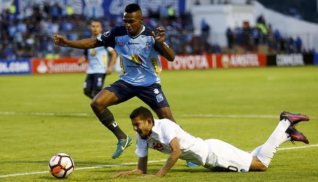 Resultados  Macara vs Deportivo Táchira – Copa Libertadores