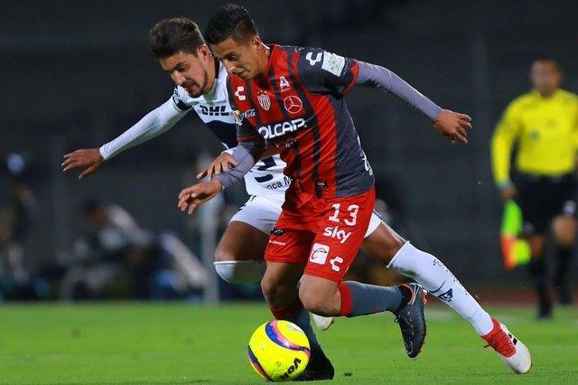 Resultado Pumas vs Necaxa en Cuartos de Final de Copa MX