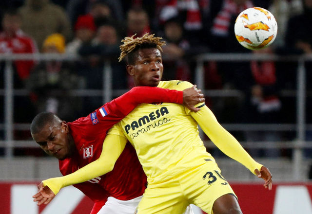 Resultado Spartak Moscow vs Villarreal en J2 – Europa League