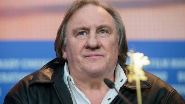 Demanda a Gérard Depardieu por violación se reabrirá en Francia