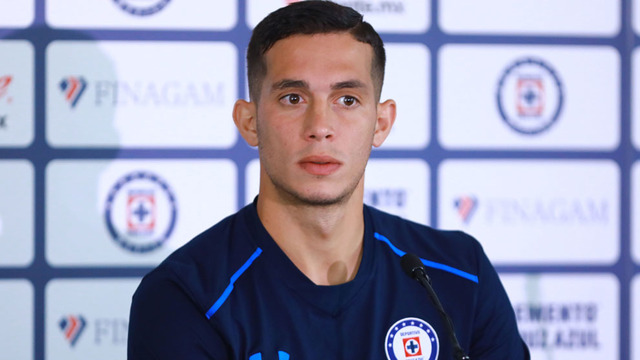 Marcone vino a ser campeón con Cruz Azul