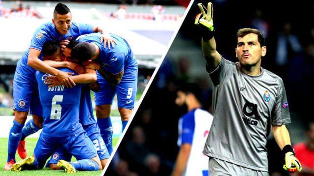 Cruz Azul es el equipo favorito de Iker Casillas en México