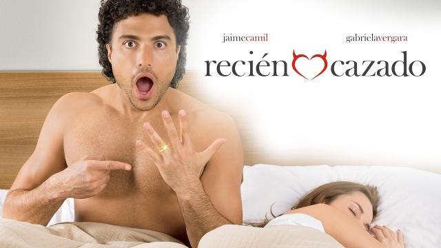 """""""Recién Cazado"""" película de Jaime Camil y Gabriela Vergara"""