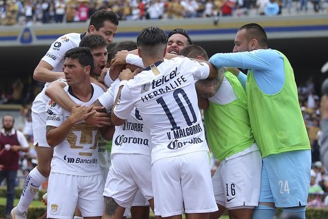 Resultado Pumas vs Lobos BUAP en J9 de Apertura 2018
