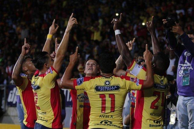 Resultado Monarcas Morelia vs Necaxa en J4 de Apertura 2018