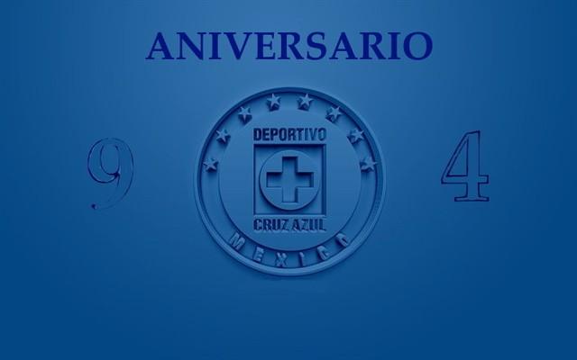Cruz Azul está de fiesta por su 94 Aniversario