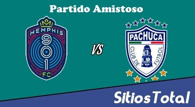 Pachuca vs Memphis 901 FC en Vivo – Partido Amistoso – Sábado 22 de Junio del 2019