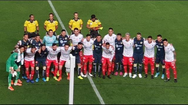 Jugadores del América no apoyaron a Veracruz por temor a multas de la directiva
