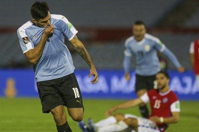 Resultado Uruguay vs Chile – Eliminatorias – Fase de Grupos – Conmebol 2020