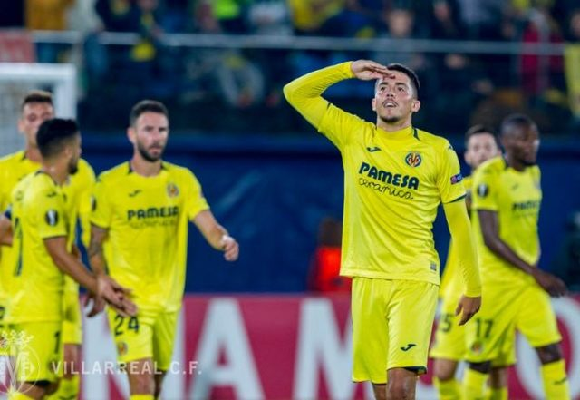 Villarreal  vs Rapid Viena – Europa League