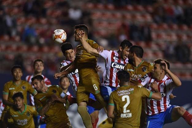 Resultado Atlético San Luis vs Potros UAEM en Jornada 8 del Apertura 2018