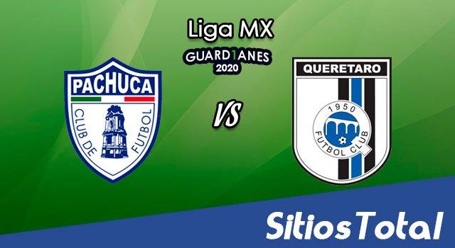 Pachuca vs Querétaro en Vivo – Liga MX – Guardianes 2020 – Jueves 6 de Agosto del 2020