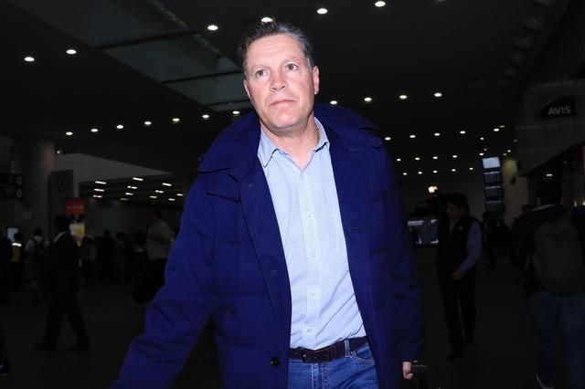 Ricardo Peláez tiene como prioridad a hablar con  Caixinha