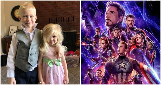 Actores de Avengers rinden homenaje a niño que salvó a su hermana