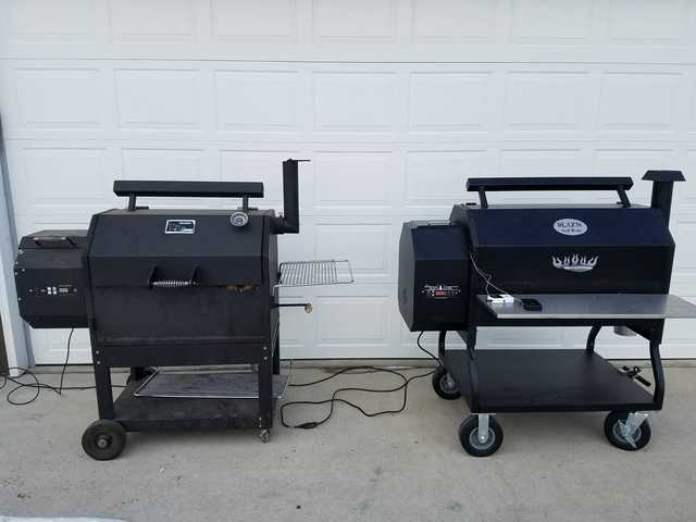 Yoder Ys640 Vs Rectec Rt 680 Smoking Meat Forums The