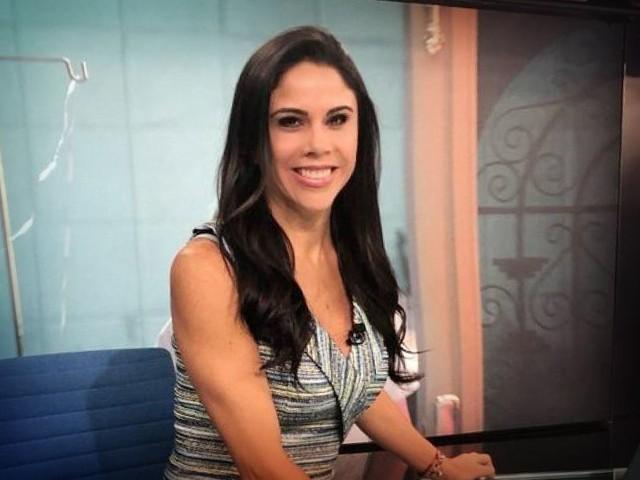 Paola Rojas en Fórmula en Vivo – Lunes 9 de Diciembre del 2019