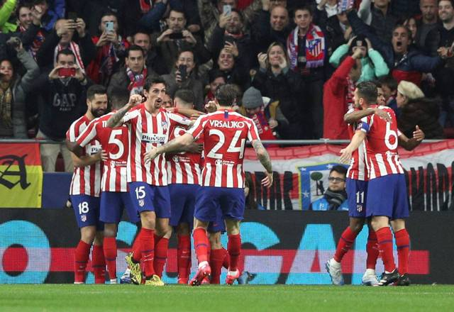 Resultado Atlético de Madrid vs Liverpool – Octavos de Final –  Champions League 2019-2020