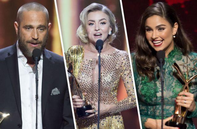 Ganadores de los Premios TVyNovelas 2019