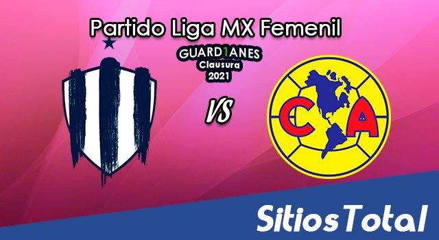 Monterrey vs América en Vivo – Transmisión por TV, Fecha, Horario, MxM, Resultado – J15 de Guardianes 2021 de la Liga MX Femenil