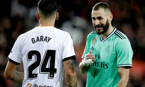 Resultado Valencia vs Real Madrid – J17 – La Liga