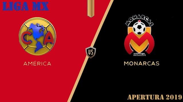 América vs Monarcas Morelia – Transmision, Fecha, Hora y más- Semifinal Vuelta- Apertura 2019