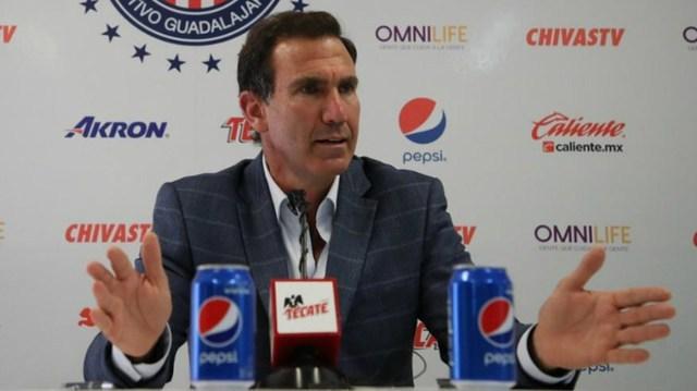Francisco Gabriel de Anda deja la dirección deportiva de Chivas