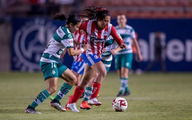 Resultado Atlético San Luis vs Santos – J1 – Clausura 2020 – Liga MX Femenil