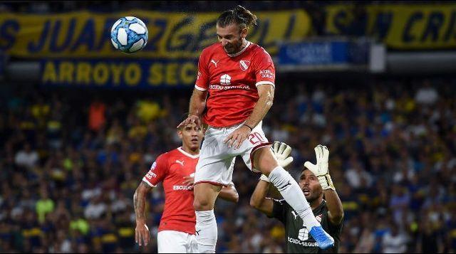 Independiente paga el 60% de Gastón Silva