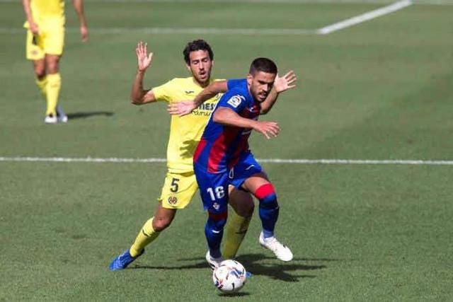 Resultado Villarreal vs Eibar  – J2- La Liga 20-21