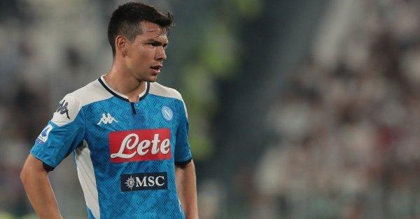 """""""Chucky"""" en convocatoria del Napoli ante Sampdoria"""