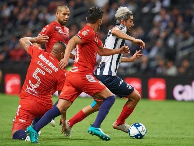 Resultado Monterrey vs Veracruz -Jornada 17- Apertura  2019