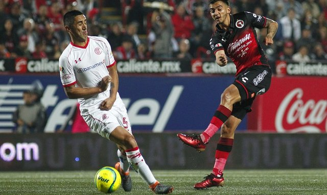 Cruz Azul va por jugador de Xolos Tijuana