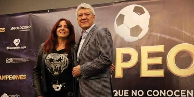 Falleció Lourdes Deschamps actriz y esposa del técnico Jesús Ramirez