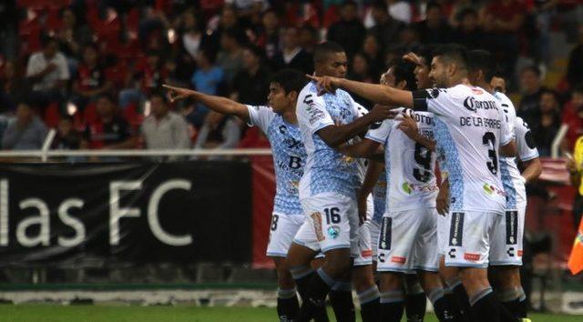 Resultado Tampico Madero vs Necaxa en J4 de Copa MX – Apertura 2018