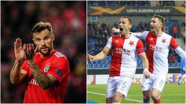 Resultado Benfica  vs Galatasaray  – 16° –  Europa League