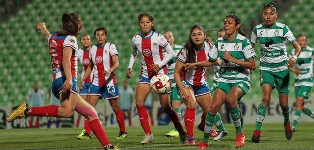 Resultado Santos vs Chivas – J6- Liga MX Femenil