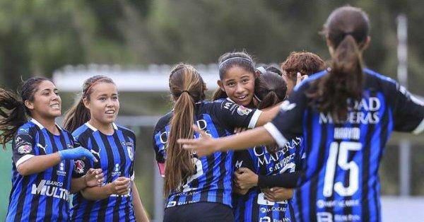 Resultado Queretaro vs Leon – J2 – Apertura 2019 – Liga MX Femenil