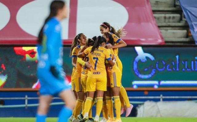 Resultado Tigres vs Pachuca – Cuartos de Final (Ida) – Guardianes 2020 – Liga MX Femenil